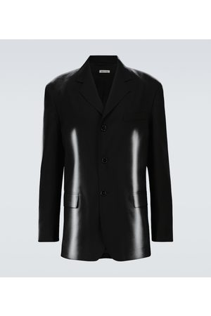 Marni Wool single-breasted blazer