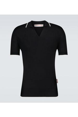 Orlebar Brown Mallory x Tipping polo shirt