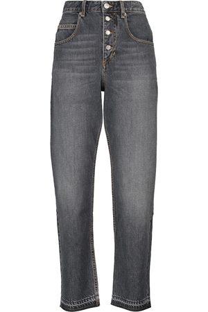 Isabel Marant Belden high-rise slim jeans