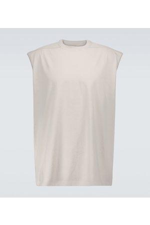 Rick Owens Tarp sleeveless T-shirt