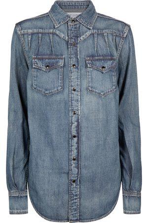 Saint Laurent Vintage denim shirt
