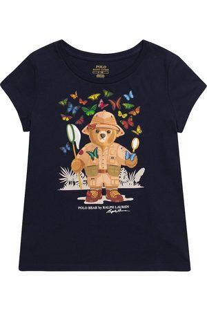 Ralph Lauren Polo Bear cotton crewneck T-shirt