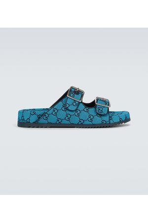 Gucci GG Multicolor sandal