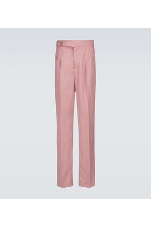 Nanushka Evon tailored wide-leg pants
