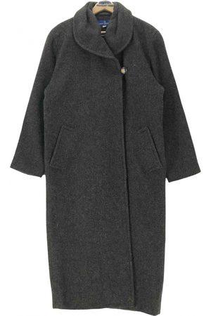 Paco rabanne Women Trench Coats - Wool trench coat