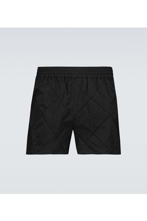 Bottega Veneta Nylon canvas swim shorts