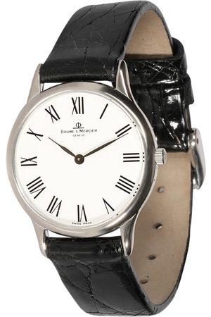 Baume et Mercier Gold Watches