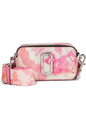 The Marc Jacobs Snapshot Small leather camera bag