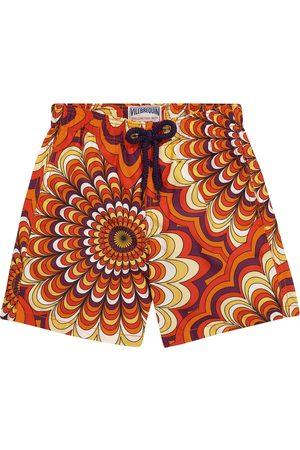 Vilebrequin Jim printed swim trunks