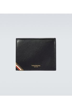 Thom Browne Bifold leather cardholder