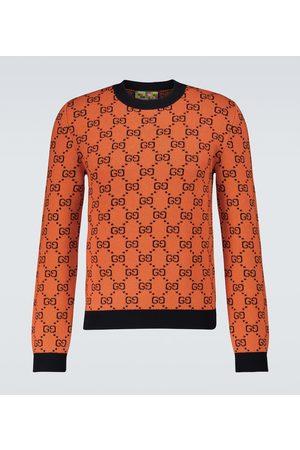 Gucci GG Multicolor crewneck sweater