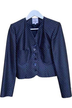 Inès de la Fressange Silk skirt suit