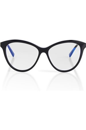 Saint Laurent Round glasses with blue light protection