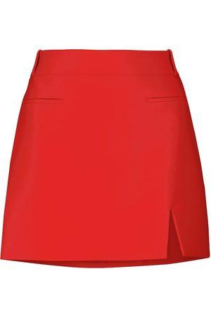 The Attico Edie high-rise miniskirt