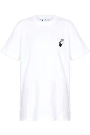 OFF-WHITE Arrows cotton jersey T-shirt