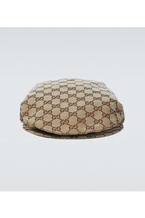 Gucci GG cotton drill flat cap