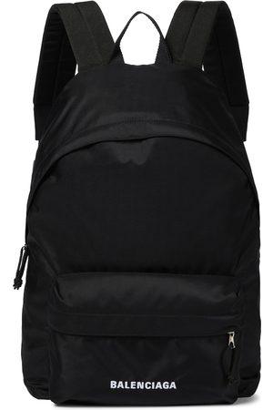 Balenciaga Wheel nylon backpack