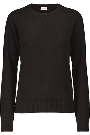 Saint Laurent Long-sleeved cashmere sweater