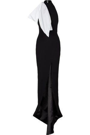 MATICEVSKI Crêpe gown