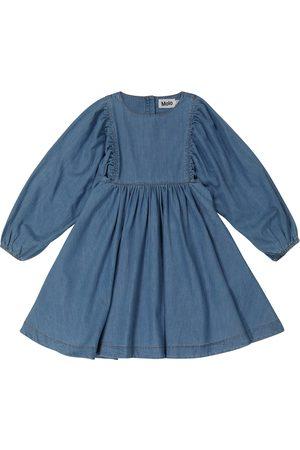 Molo Caly organic cotton denim dress