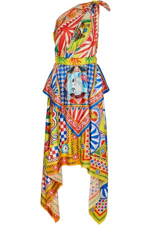 Dolce & Gabbana Asymmetric one-shoulder dress