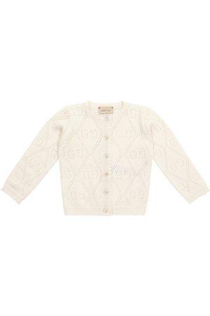Gucci Baby wool cardigan