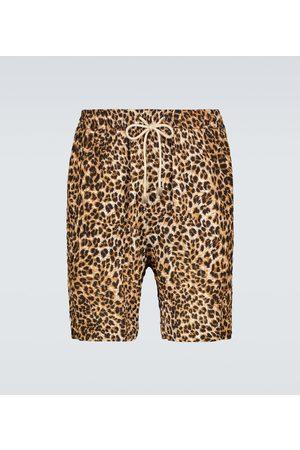Nanushka Doxxi printed shorts