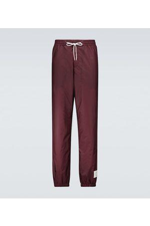 Thom Browne Flyweight ripstop nylon sweatpants