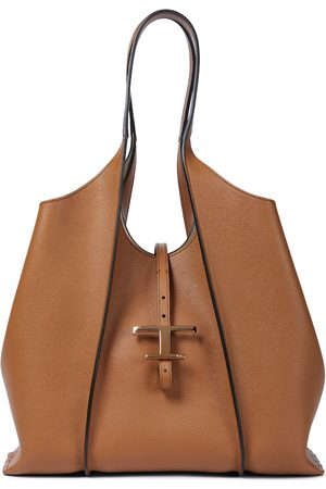Tod's Timeless Medium leather tote