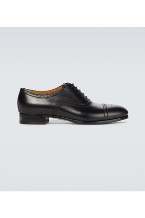 Gucci Brogue Derby shoes