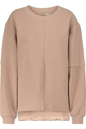 Varley Vanetta cotton-blend sweatshirt