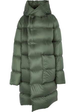 Rick Owens Quilted puffer coat