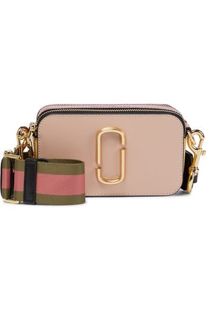 The Marc Jacobs The Snapshot Small leather camera bag