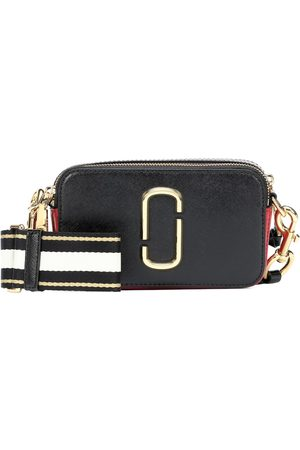 The Marc Jacobs Snapshot Small leather crossbody bag