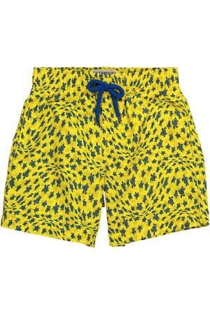 Vilebrequin Printed swim trunks