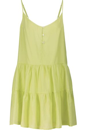 Velvet Justyne cotton and silk dress