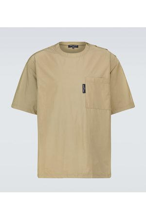 Comme des Garçons Short-sleeved technical T-shirt