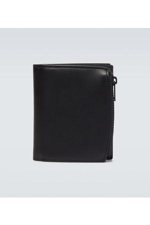 Maison Margiela Trifold leather wallet