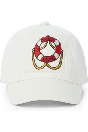Mini Rodini Float embroidered baseball cap