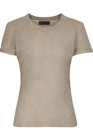 Stouls S.05 suede T-shirt