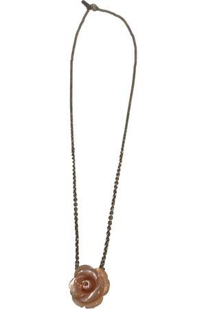 MORGANNE BELLO White gold Necklaces