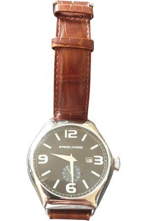 RYKIEL HOMME Steel Watches