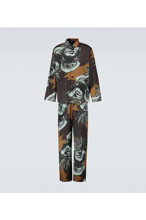 UNDERCOVER Printed pajama set