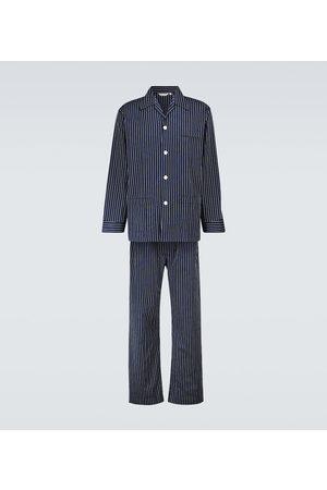 DEREK ROSE Royal 217 pajama set