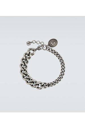Alexander McQueen Chain-link pendant bracelet