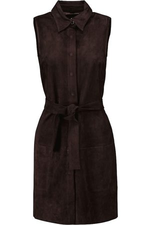 Stouls Winslet suede minidress