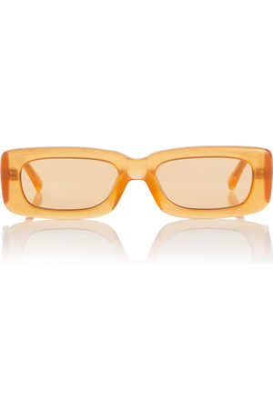 The Attico X Linda Farrow Marfa Mini sunglasses