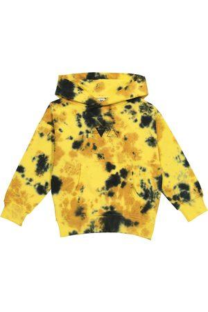 Molo Matt tie-dye cotton hoodie