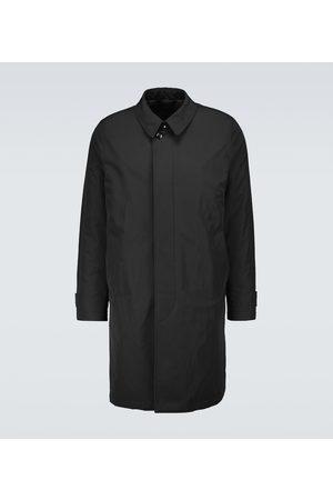 Tom Ford Technical padded raincoat