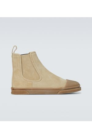 Loewe Suede Chelsea boots